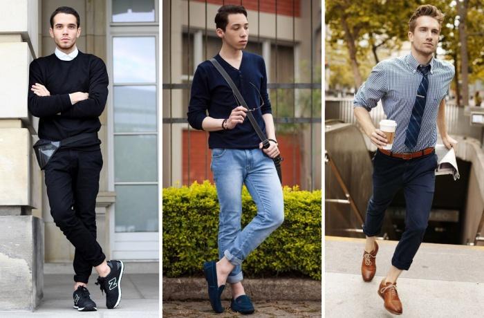 Tips Memakai Celana Ngatung Pria Yang Kece Yaspiery